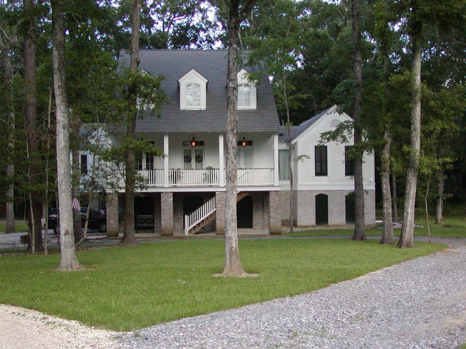 Couvillion Residence